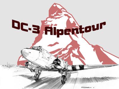 DC3 Alpentour